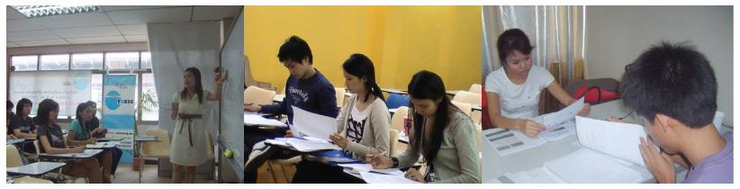 TOEIC Class TCiAP Student
