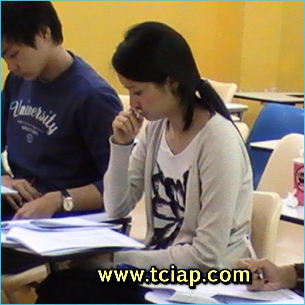 TOEIC Pre-Test ที่ TCiAP ใช้วัดประเมินระดับทักษะของผู้เรียน เพื่อจัดหลักสูตรเป็นรายบุคคล
